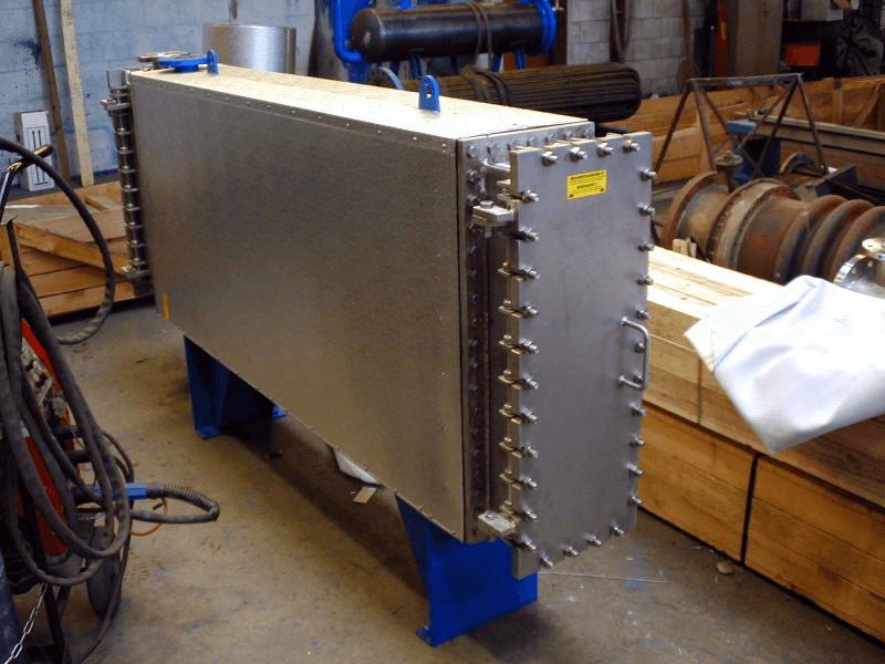 Warmtewisselaar water apparatenfabriek aalsmeer for Warmtewisselaar zwembad